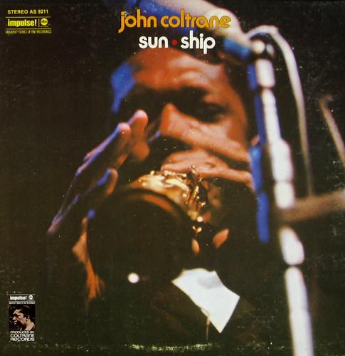 Coltrane: Sun Ship
