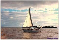 Barco a vela (Contato: clickdearaujo@gmail.com) Tags: barco pesca navigation navegao boattosail