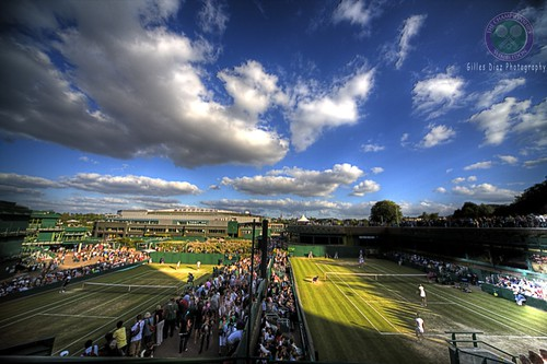 WIMBLEDON GROUNDS by D0N@D0