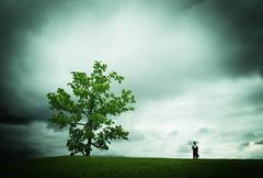 waiting (zeissizm) Tags: cloud 20d umbrella eos nara japana naturesfinest f456 ef1785mm platinumphoto tobihino