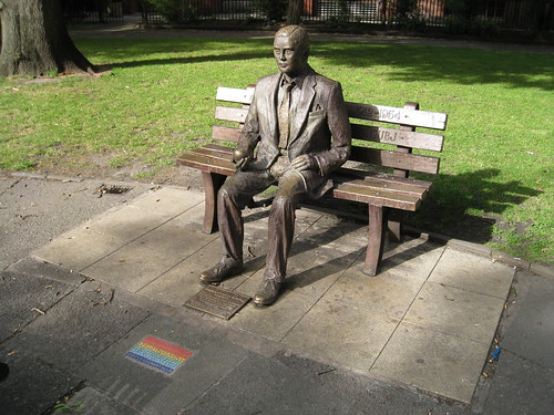 Alan Turing Memorial, Manchester