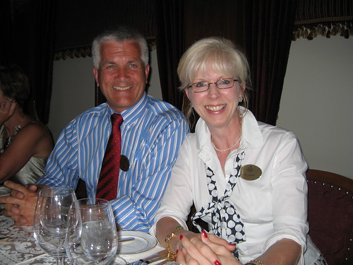Fay Lejeune & Simon Pielow on the Royal Canadian Pacific