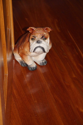 Bulldog Door Stop