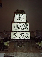Minton Wedding Cake