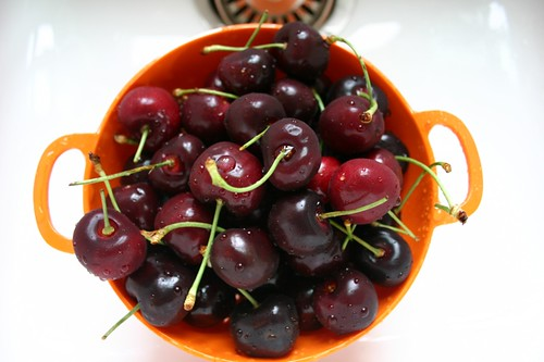 Eating local: cherries, 60 miles