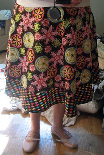 Loud Skirt