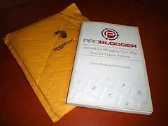 Problogger Book from Amazon