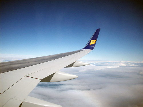 Icelandair by AlexandraYoung.
