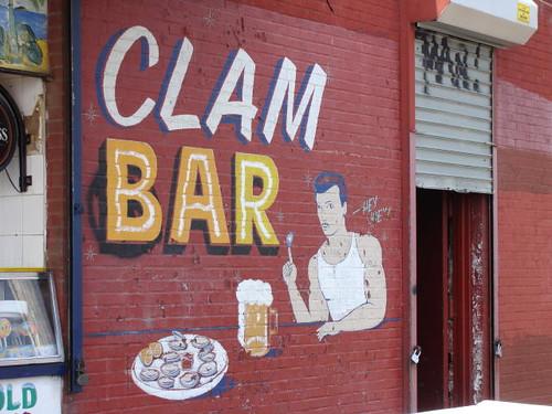 Clam Bar.