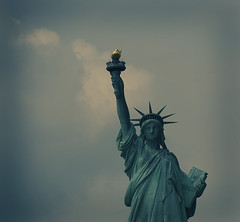 Lady Liberty (.onthemoon) Tags: