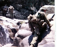 Humping the Bush (eks4003) Tags: bush weeds vietnam marines boonies patrol m16 nam recon