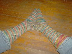 2008 SOS Socks - Complete