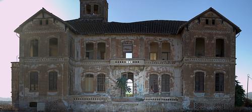 Cortijo Jurado, la mansión encantada.