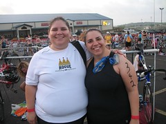Theresa and Carmela
