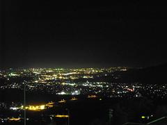 千曲の夜景