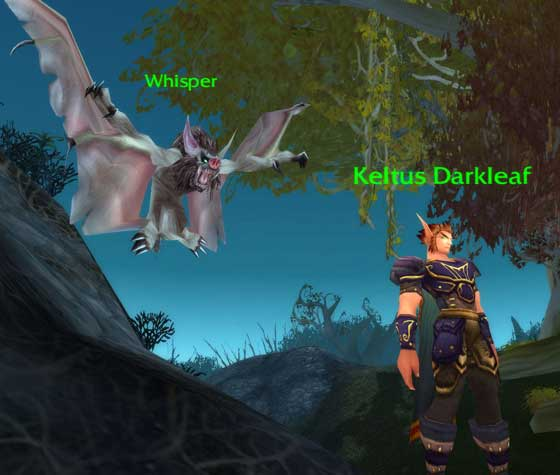 Keltus Darkleaf & Whisper