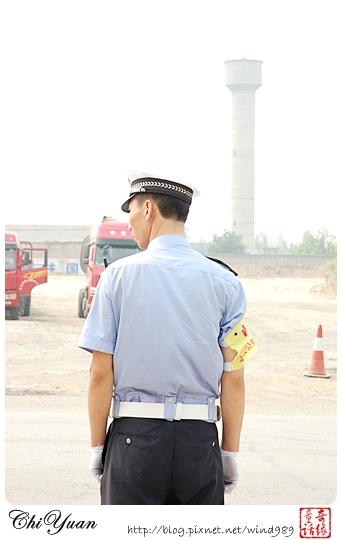 【遊記】晉陜采風行。交警開道的小威風