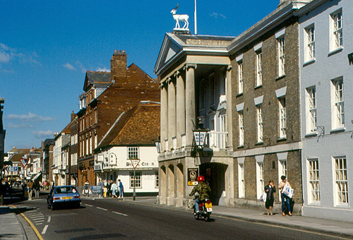 Salisbury - White Hart Hotel