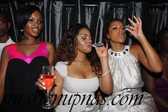 lil kim lola angel luv and sexy ass lisa raye drinking some hypt