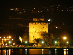 Thessaloniki   (ptg1975) Tags: white tower hellas greece macedonia thessaloniki salonica salonique  5photosaday
