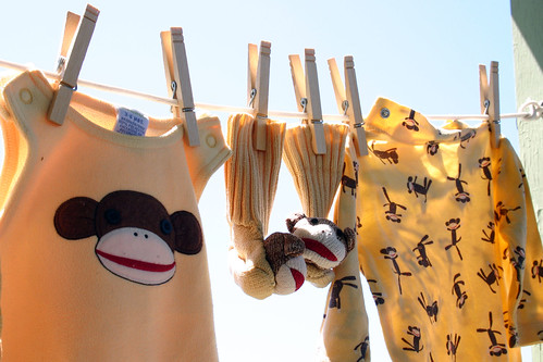 Monkey clothes