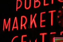Public Market - Seattle (Sren Geertsen) Tags: seattle publicmarket