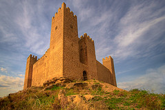 Castillo de Sádaba-Zaragoza-Spain (dnieper) Tags: españa spain zaragoza aragón cincovillas digitalcameraclub sádaba goldenvisions