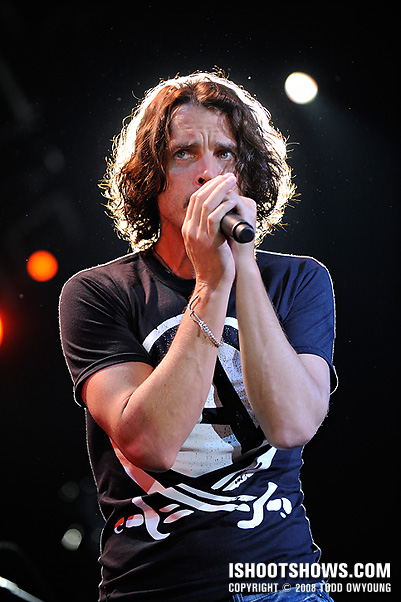 Chris Cornell @ Projekt Revolution