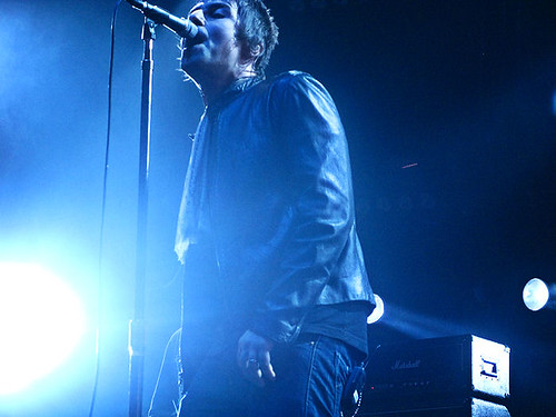 Liam Gallagher - Seattle Concert - Aug 26, 2008 © LightBulb_Sunset