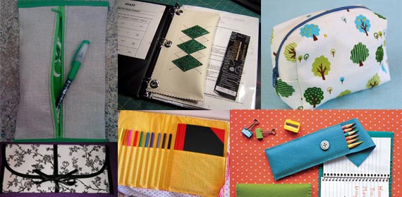 Pencil Pouches to Make