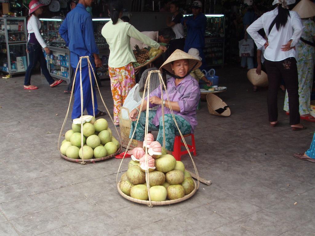 Mercado de Hue