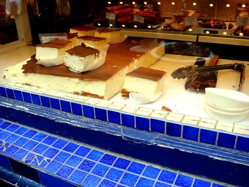 mmmmhh cheesecake!