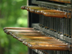 Carillon - Cast in Bronz - Keys