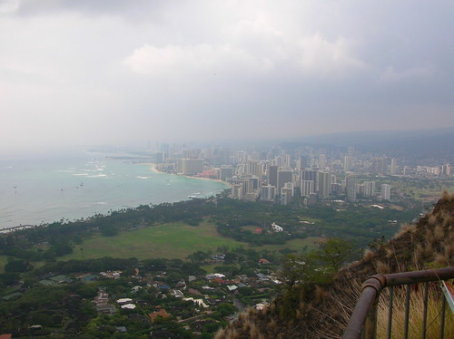 Oahu - View from Diamond Head