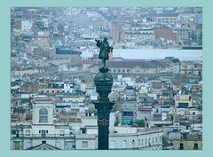 Barcelona 2008 - Monumento a Colón -