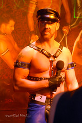 MRL_6896 (~.Rick.~) Tags: gay leather alan masculine muscle stage competition manacle mrleather
