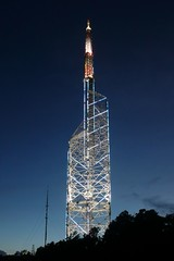 Zhuhai - Shijingshan Tower (cnmark) Tags: china blue mountain tower night geotagged noche long exposure nacht dusk guangdong hour noite  shan nuit notte zhuhai nachtaufnahme shijing     allrightsreserved shijingshan mywinners abigfave  lumixaward betterthangood goldenmasterpiece geo:lat=22268704 geo:lon=11357268