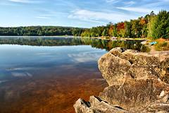 Serenity (DP Photography) Tags: water pennsylvania serenity poconos arrowheadlake lakebeach poconopines debashispradhan dpphotography dp photography