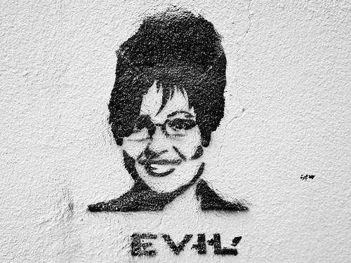 Evil Graffiti