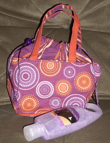 Avon Knitting bag