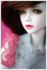 Hespera (r e n a t a) Tags: macro canon real toy doll brinquedo hobby bjd resin resina boneca balljointeddoll narae urethane 43cm narindoll likeamodel thehappiestprincess