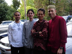 With Bruthas from Corvallis, OR (andika.murandi) Tags: chris corvallis moslem supri bruthas taifo