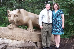 us at the Lion Shrine