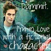 I'm in love with Edward Cullen by Beautiful;;Brunette.