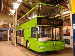 0501-02 (Ian R. Simpson) Tags: rx07rkv nd243f eastlancs kinetic readingbuses slaemuircoaches bus man factory 501 reading