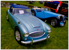 Austin-Healey 3000Z (Mark O'Grady\MOSpeed Images) Tags: auto car automobile transportation austinhealey 3000z