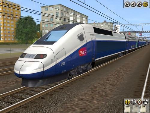 Modelagem 3D para o jogo Trainz Simulator da AURAN