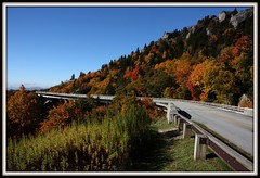 Five Favorites from the Blue Ridge Parkway - NC - The Linn Cove Viaduct (scott185 (the original)) Tags: nc northcarolina blueridgeparkway linncoveviaduct theperfectphotographer milepost304approximately
