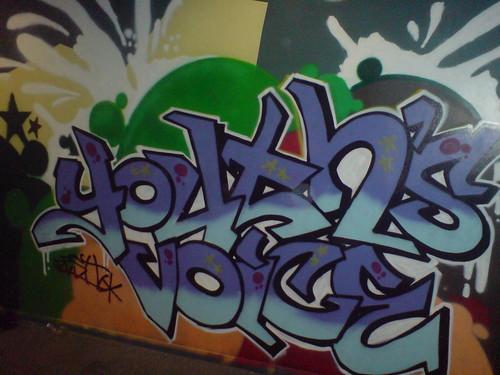 talent 4 life mural