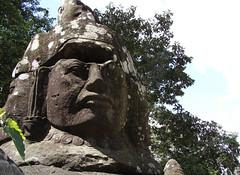 Inca, Maya or Khmer?
